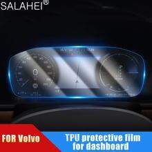 ТПУ приборной панели автомобиля защитный Экран пленка для volvo