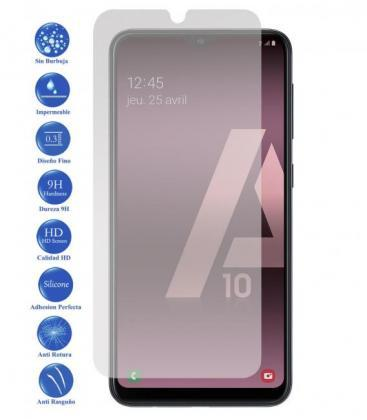 Tempered Glass LCD Cover Screen Protector Vidrio 9H For Samsung Galaxy A10 2019