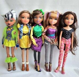 Image 1 - Модная фигурка Bratz Bratzillaz кукла множественный выбор лучший подарок для ребенка 1 шт