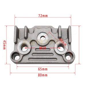 Image 5 - Motorrad Öl Kühlung Kühler Chinesische Made Kühler Ölkühler Set Für 50cc 70cc 90cc 110cc 125cc 140cc Horizontal Motor