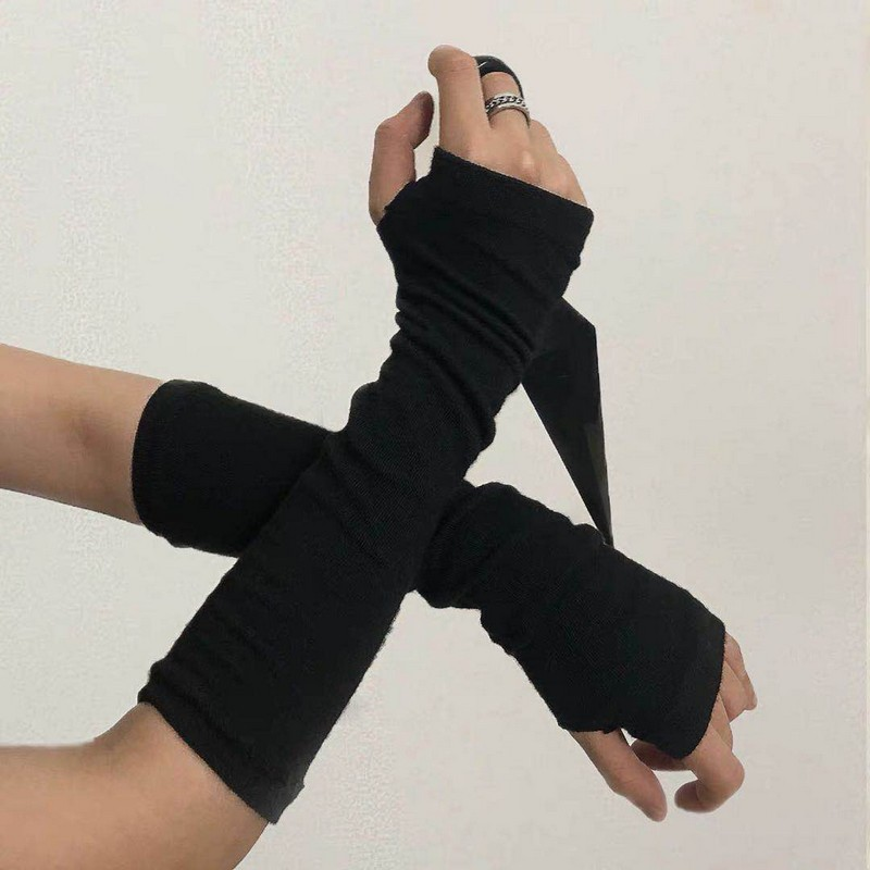 NiceMix Ice Fabric Arm Sleeves Mangas Warmers Summer Sports UV Protection Running Cycling Driving Reflective Sunscreen 2020 New