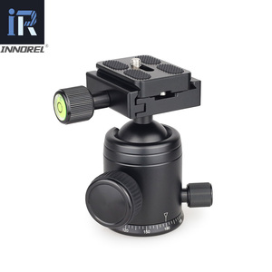 Image 4 - INNOREL B36N פנורמה CNC חצובה כדור ראש עם Arca שוויצרי שחרור מהיר צלחת להתאים עבור מצלמות/טלסקופ/מצלמות וידאו