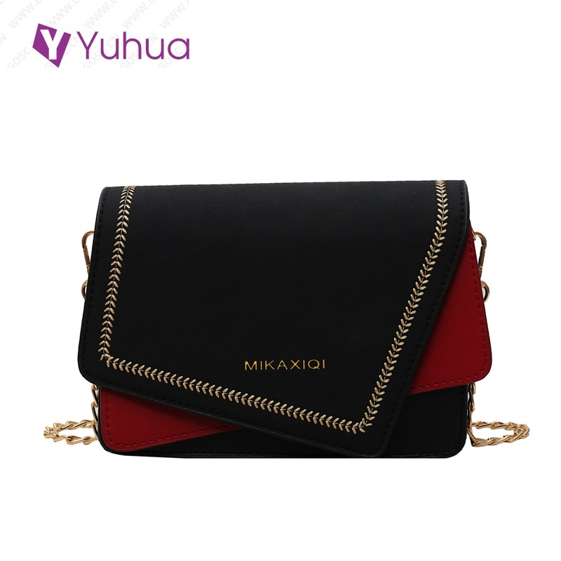 Yuhua 2020 New Fashion Woman Handbags, Trend Patchwork Women Bag, Simple Korean Version Shoulder Bag, Casual Messenger Bags.