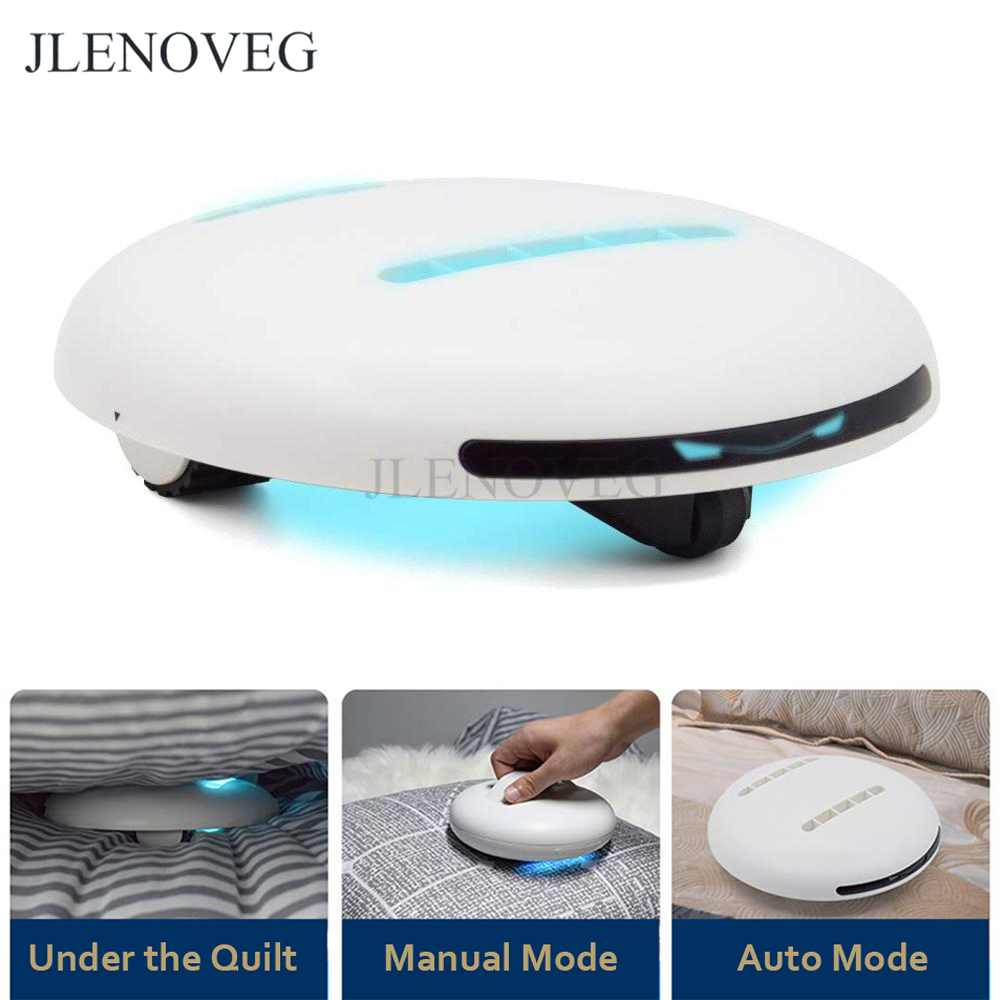 UVหุ่นยนต์ทำความสะอาดอัตโนมัติฆ่าเชื้อแบคทีเรียไรแม่พิมพ์Removerไร้สายเตียงสมาร์ทเซนเซอร์หุ...