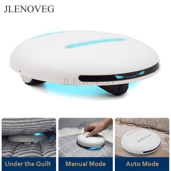 UV Cleaning Robot Automatic Sterilization Mite Bacteria Mold Remover Wireless Bed Smart Sensor Cleaner Robots Household Machine