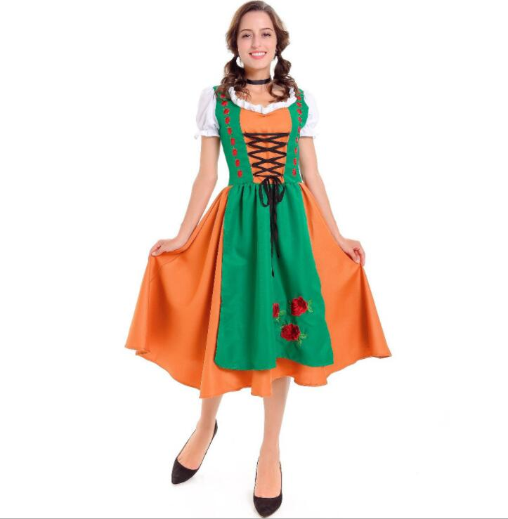 Male and female couples anime cosplay disfraz halloween costumes for women mujer disfraces fantasia Oktoberfest sexy maid image