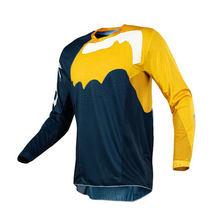 Moto ou VTT vitesse, cross-country VTT vêtements d'équitation, MX, MOTO tout terrain chemise