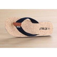 Summer Men Flip-Flops Beach Clip Toe Drag Shoes Fashion Casual Non-slip Slipper Outside Flip Flops Men Sandals