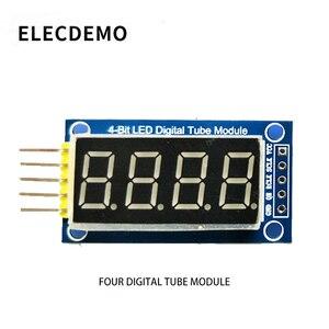 Image 5 - Tellen sensor module Optische/Hal schakelaar sensor Puls signaal tellen frequentie converter Seriële poort