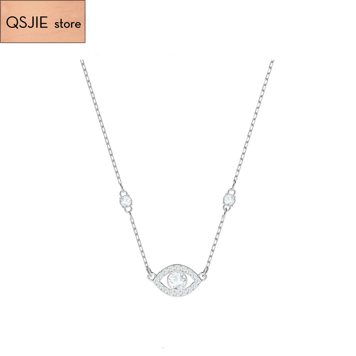 High Quality SWA Original Model 1:1 Making Edition Womens Necklace Gift for Women