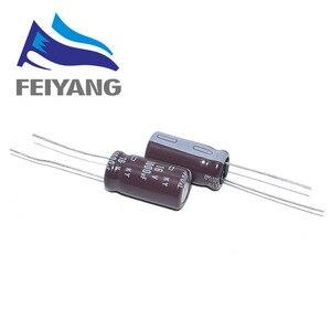 Image 3 - 100PCS ניפון NCC 2200uF 1500UF 1000UF 16V 12.5x20mm נמוך עכבה 16V2200uF 16V1500UF 16V1000UF אלומיניום אלקטרוליטי קבלים