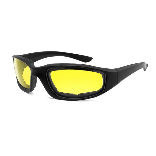 3 Pair Motorcycle Riding Glasses  2