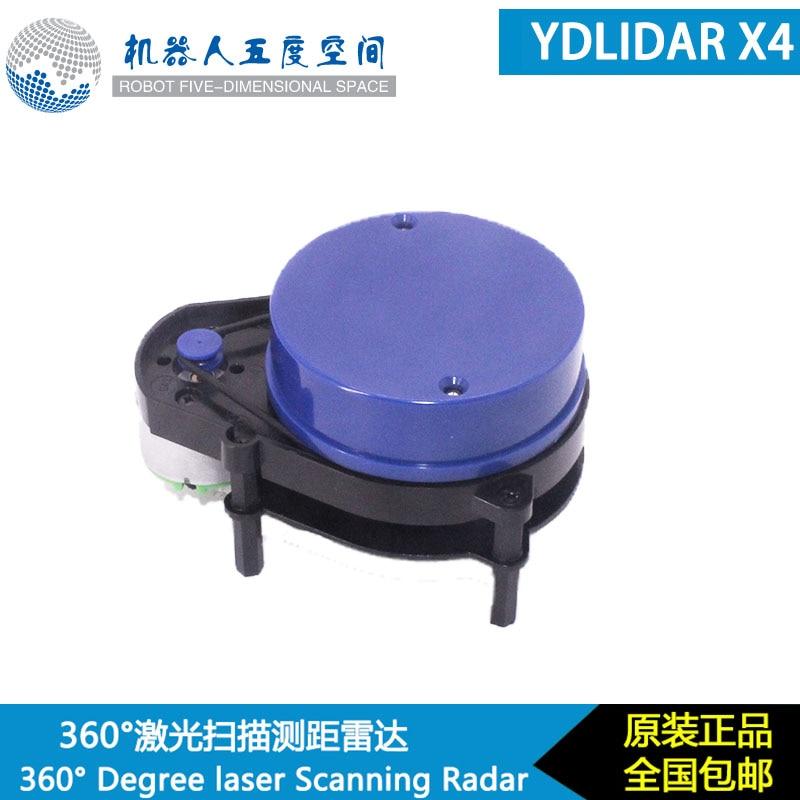 EAI Lidar Ranging Sensor Module YDLIDAR Navigation Obstacle Avoidance Sweeper