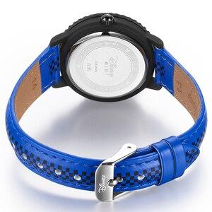 Image 3 - Cars Lightning Mcqueen Jackson Storm Kinderen Quartz Disney Horloge Jongen Sport Mode Pu Waterdichte Horloges Kid Horloge Gift