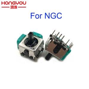 Image 1 - 20Pcs Replacement 3D Analog Joystick for NGC GameCube Controller Repair Parts