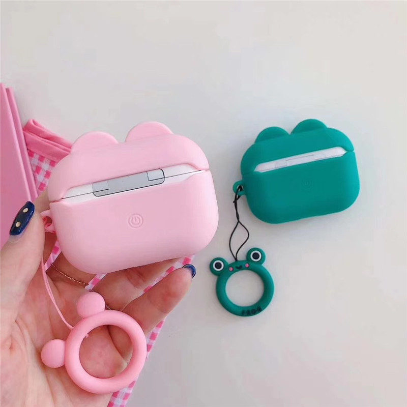 Cute 3D Silicone Case for AirPods Pro 171
