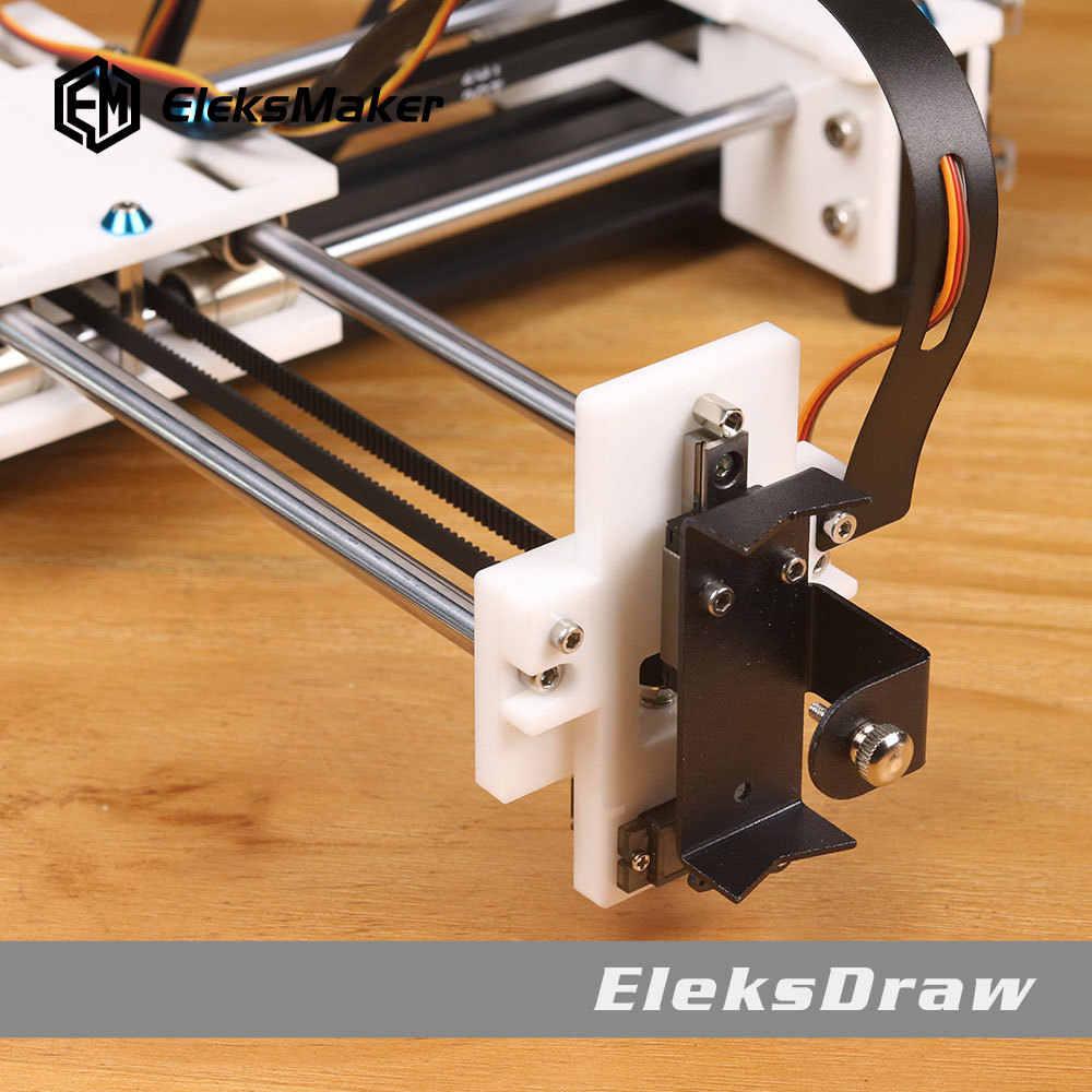 רובוט אינטליגנטי מכונה ציור כתיבת בוט שולחן העבודה DIY Xy פלוטר גבוהה CNC דיוק רובוט Eleksdraw מנגנון חכם כלים