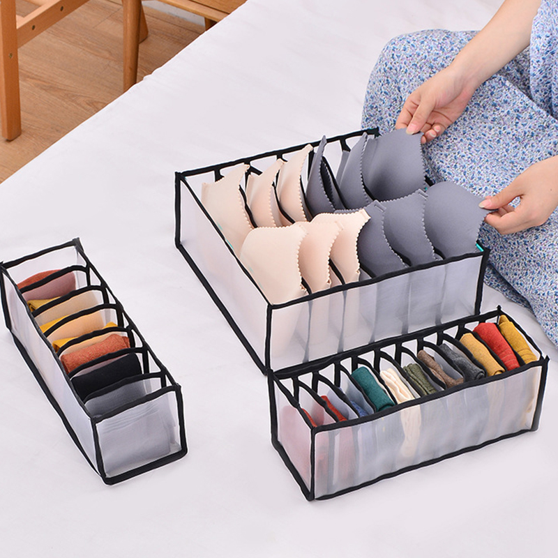 Underwear Storage Box Organizer