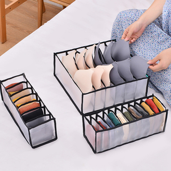 Underwear Storage Box Organizer