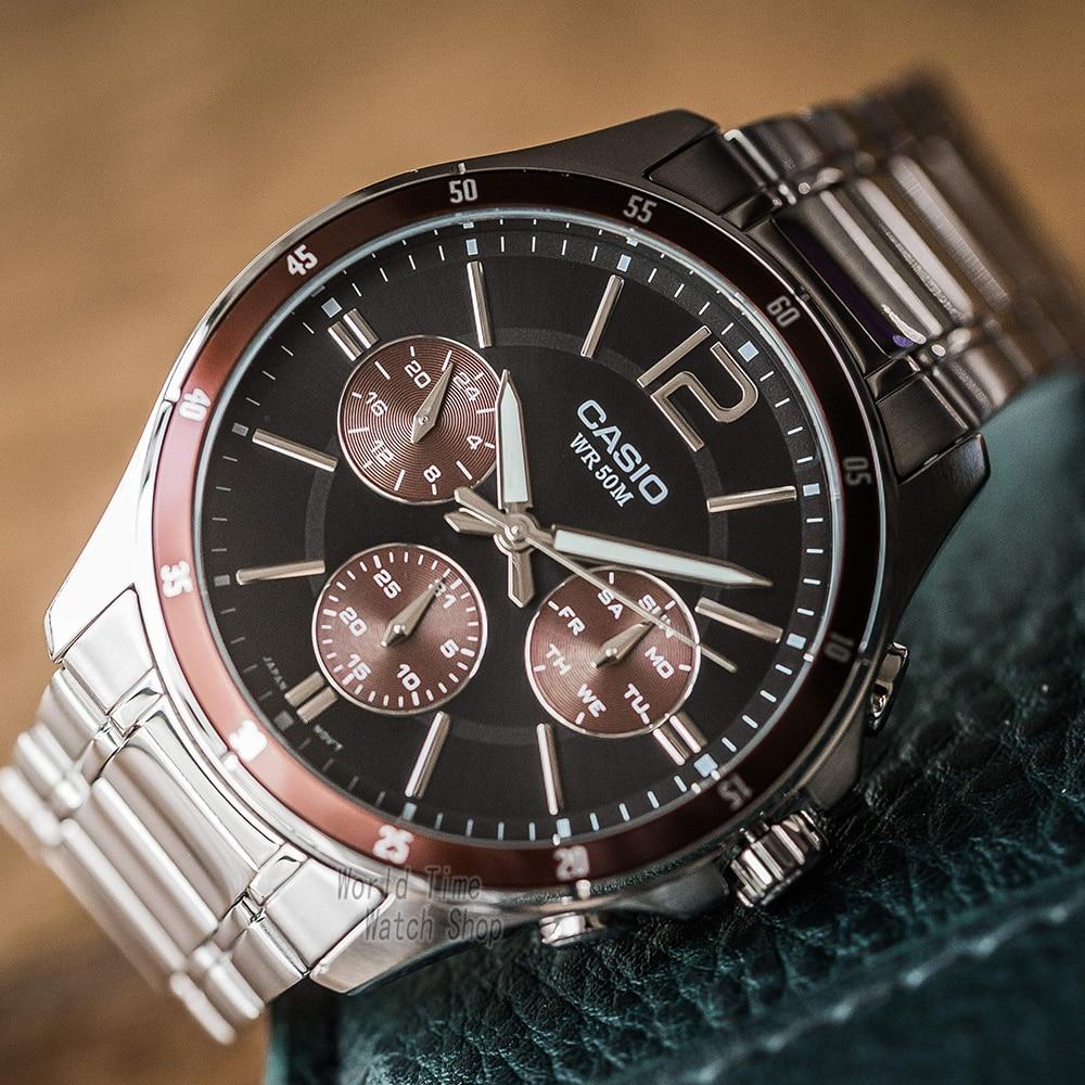 Casio watch wrist watch men top brand luxury set quartz watche 50m Waterproof men watch Sport military Watch relogio masculino 3