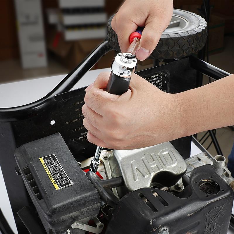Clearance SaleWORKPRO 48PC Tool Set Socket Set 1/4