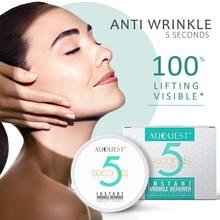 AuQuest пептид против старения морщин крем 5 секунд удалить пышные глаза влаги фирма подтяжки кожи макияж База красота