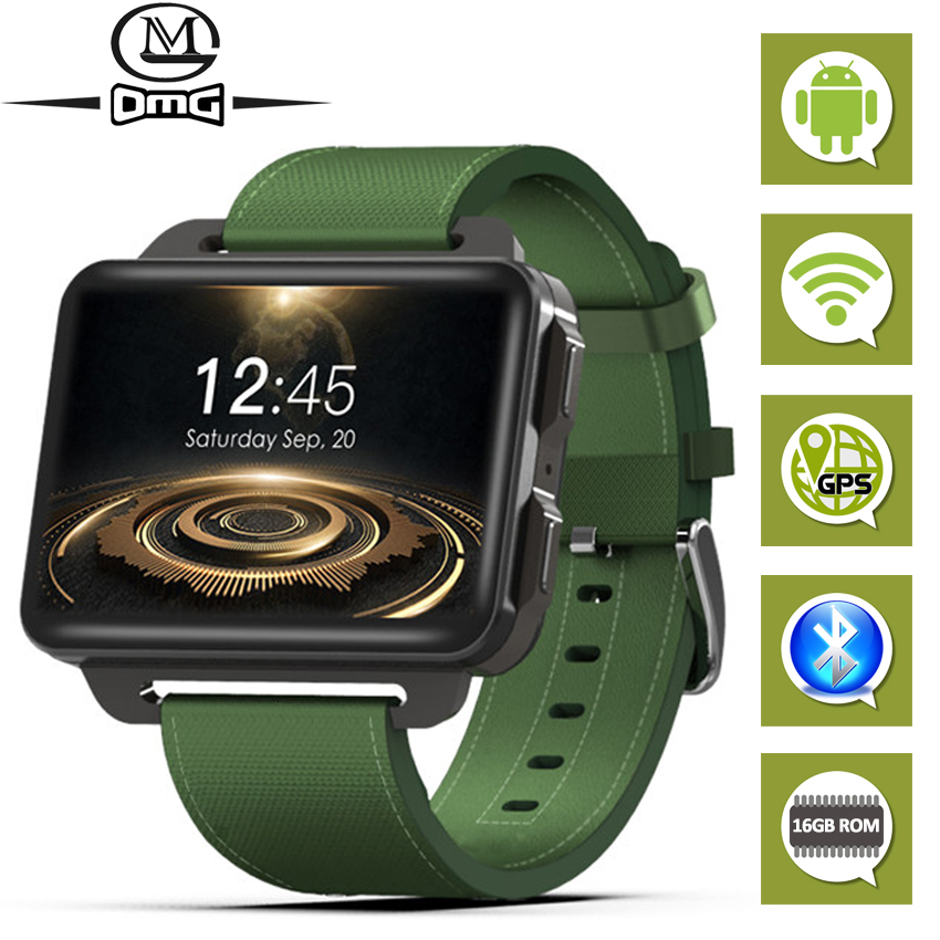 GPS Wifi Bluetooth Android 3G Smartphone Smartband Smartwatch 1GB RAM 16GB ROM Mini Small Mobile Phone Quad Core Fitness Tracker