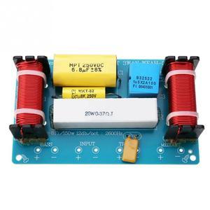 Image 1 - Séparateur de fréquence haut parleur scène accessoires bricolage outil pour haut parleur maison remplacement filtre croisé 3 voies Audio pratique