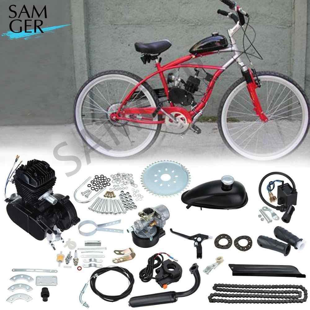 Piston Rings Kit Set for 48cc 49cc 50cc 80cc 100cc Motorised Motorized Push Bike