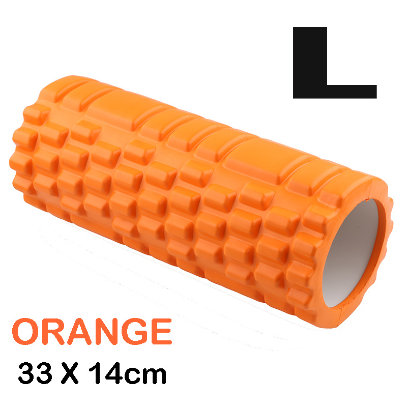 Yoga Column Fitness Pilates Foam Roller Yoga blocks Train Gym Massage Grid Trigger Point Therapy Physio Exercise 9