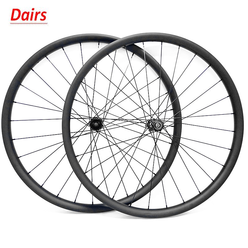 29er disc bike carbon mtb disc wheels XC AM 35X25mm tubeless DT350S Straight pull boost 110x15 148x12 mtb bike wheels 1420