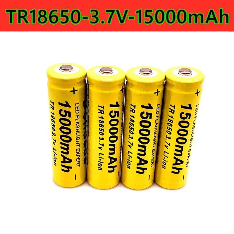 2021 estilo 18650 bateria de íon de