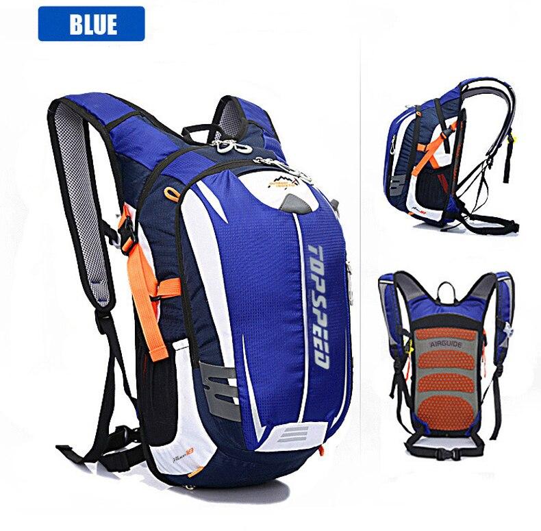 Ourdoor saco de desporto 18l à prova