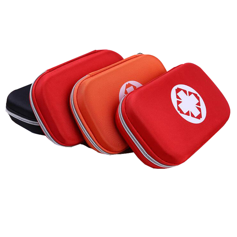 Portable First Aid Bag Kit Pouch Home Office Medical Emergency Travel Rescue Medical Case Empty Bag Outdoor Wilderness Survival