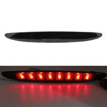 1 X дымчатые линзы светодиодный задний стоп светильник лампа для Mini Cooper R50 R53 2002-2006