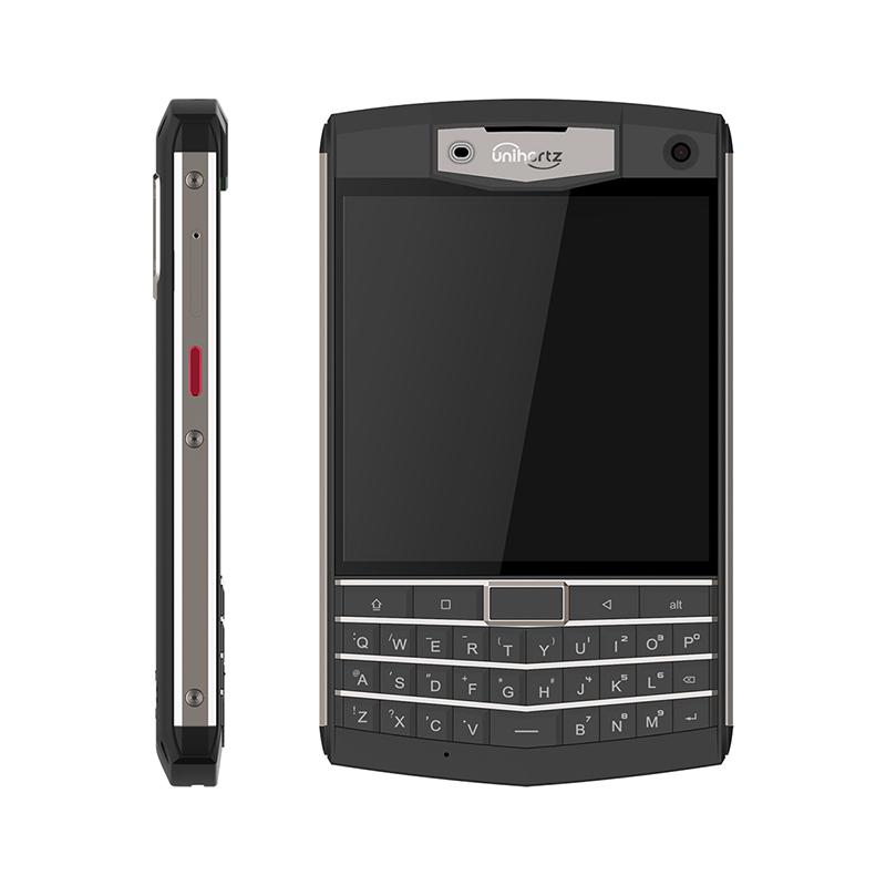 Смартфон Unihertz Titan Rugged QWERTY, Android 9,0 Pie, 6 + 128 ГБ, 6000 мА · ч, NFC, разблокированный, черный|Смартфоны|   | АлиЭкспресс