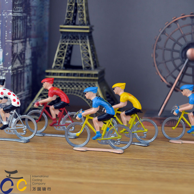 Bicycle Model Living Room Decoration Model Tour Of France Creative Office Home Decoration Birthday Gifts