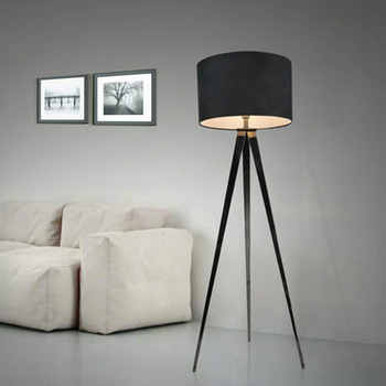 Floor lamp simple modern personality fashion creative living room bedroom study tripod floor lamp lighting - DISCOUNT ITEM  50% OFF All Category
