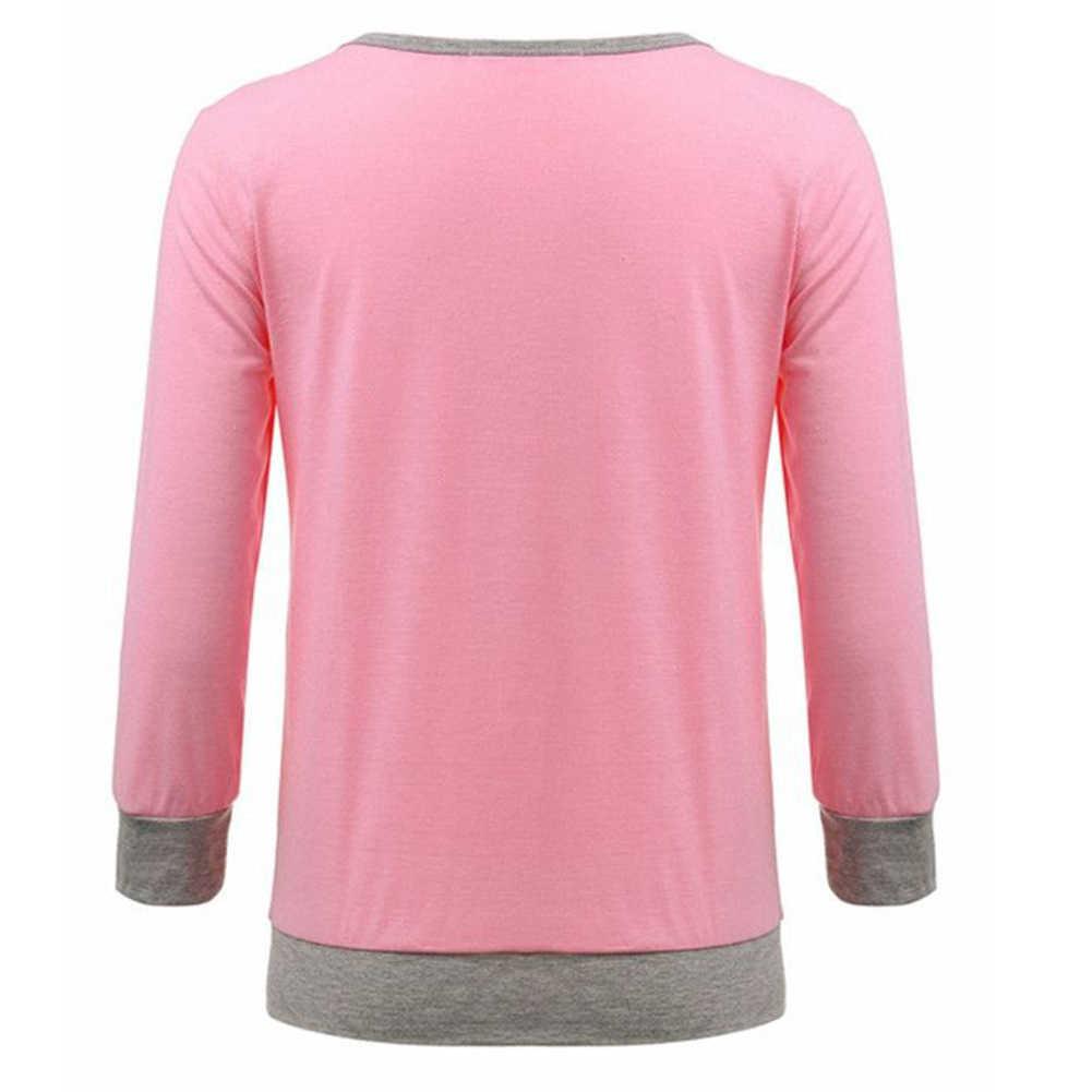 Kaos Wanita Fashion Hit Warna T-shirt Sexy Bahu Satu Bahu Dipotong Lengan Kasual Slim stretch Kapas Pullove
