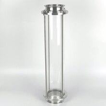 """المشبك 3 """"OD91mm الزجاج بكرة الأنابيب L = 600 مللي متر. الديوبتر الطويل ، برج الزجاج البصر"""