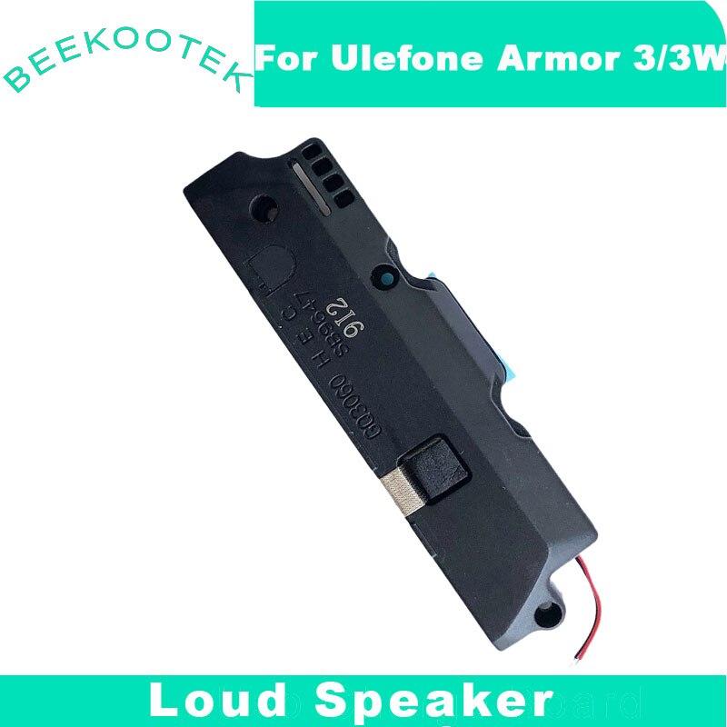 Nova armadura ulefone original 3w alto-falante à prova dwaterproof água buzzer campainha buzina para ulefone armadura 3 3w 3t 3wt telefone celular