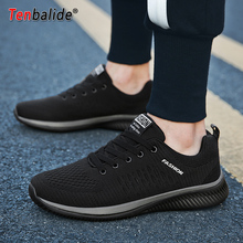 Mens Mesh Sport Comfortable Sneakers Running Shoes Lace Up Training Shoes Exercise Sneakers Breathable Athletic Shoes For Men 2018 men s sport running shoes couples lace up exercise couple sneakers breathable mesh letter shoes size 36 48 sneakers for men