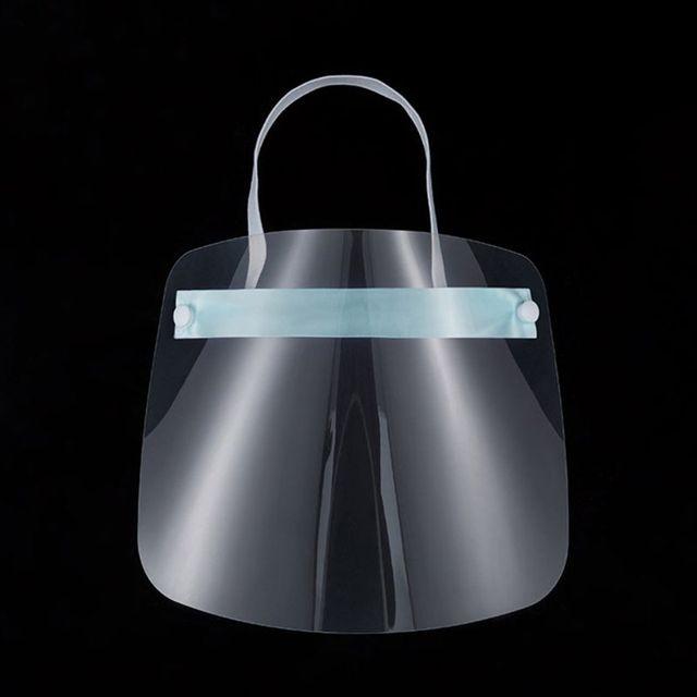 All-Purpose Face Shield Transparent Anti-saliva Anti-spitting Protective Mask 1