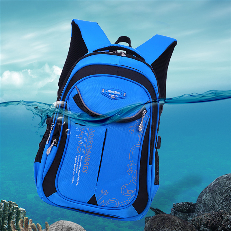 School-Bags Mochila Kids Bag Teenagers Girls Waterproof Orthopaedics New Backpack  title=
