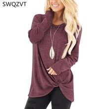 long sleeve women t shirt casual o-neck slim autumn Spring women tees tops ladies clothes black gray tshirt  female streetwear
