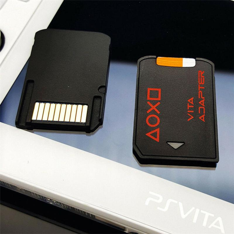 Card-Adapter Psvita-Game-Card Sd2vita Playstation Micro-Sd New for To Version-3.0 R45