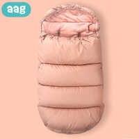 AAG Dicke Warme Wasserdicht Neugeborenen Kinderwagen Umschlag für Entladung Neugeborene Windel Kokon Baby Schlafsack Sack Swaddle Wrap