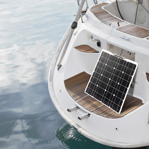 Image 5 - Flessibile pannello Solare 200w 100w 50w 12v Caricatore Solare Sistema Home per Auto CAMPER Barca Caravan 1000w PV Modulo 540*530*3 millimetri Impermeabile