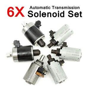 Image 1 - 6PCS 722,6 Übertragung Magnet Set Für Mercedes Benz 5 Geschwindigkeit Automatische Übertragung 5 Speed Auto Auto Magnet zubehör