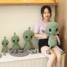 Jouet en peluche de personnage de film de Science-Fiction pour enfants, personnage de dessin animé, Alien, stranger, planète douce, poupée en peluche, cadeau Unique ET moche, 38-68cm